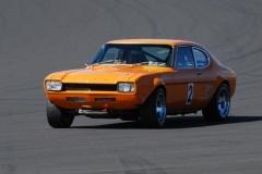 Car 2 Bert Quinn - Ford Capri Perana