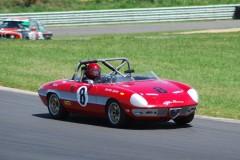 Car 8 Arthur Vowles  - Afa Duetto