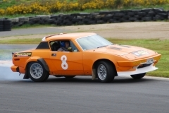 Car 8 Mark Parsons - TR7 V8
