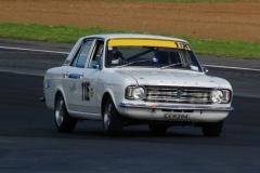 Car 11 Sheridan Broadbent - Ford Cortina