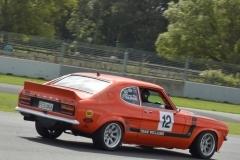 Car 12 Racing Ray Williams - Ford Capri Perana