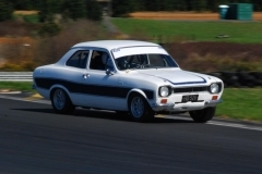 Car 17 Peter Northin - Ford Escort