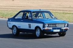 Car 18 Ken Northin - Ford Escort