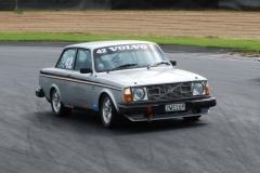 Car 42 Des Redgwell - Volvo 242