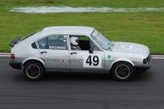 Car 49 Chris Browne - Alfasud