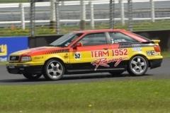 Car 52 David Smith - Audi