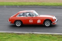 Car 64 John Palmer - MG BGT