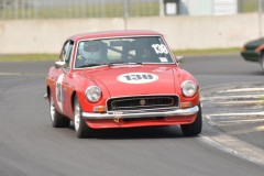 Car 138 Gordon Harkness - MG BGT